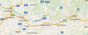 Map to Linz