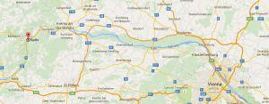 Vienna to Spitz
